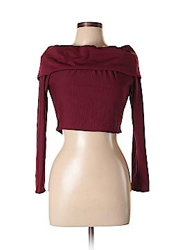 Nicki Minaj Long Sleeve Top Size XL