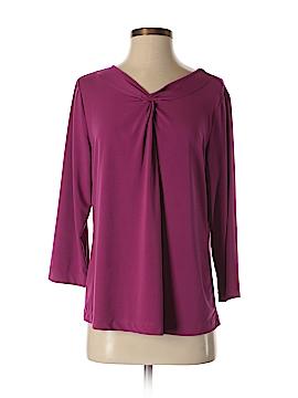 Koret 3/4 Sleeve Top Size M