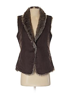 Crosby Faux Fur Vest Size S