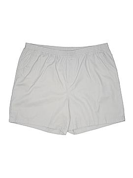 Basic Editions Khaki Shorts Size 1X (Plus)