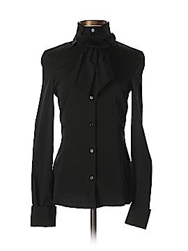 Emporio Armani Long Sleeve Button-Down Shirt Size 36 (EU)