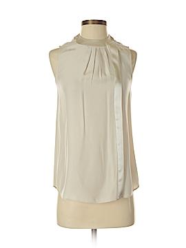 Theory Sleeveless Silk Top Size P
