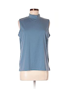 Christopher & Banks Sleeveless T-Shirt Size M
