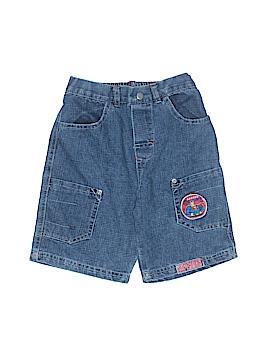 DC Comics Denim Shorts Size 4
