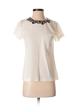 Shoshanna Short Sleeve Blouse Size 2