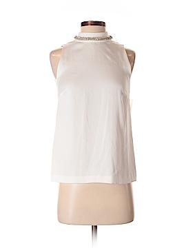 Shoshanna Sleeveless Blouse Size 0