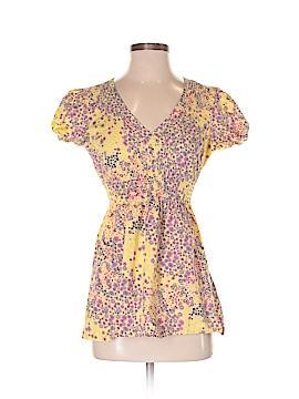 Esprit Short Sleeve Blouse Size S