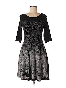 Nic + Zoe Casual Dress Size M (Petite)