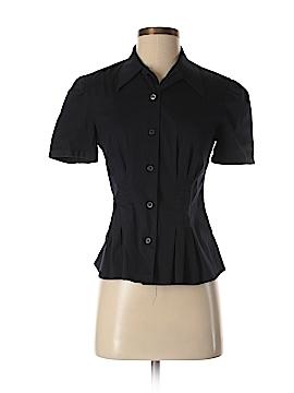 Prada Short Sleeve Button-Down Shirt Size 42 (IT)