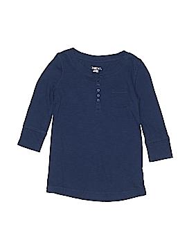 Cherokee Long Sleeve Henley Size 7 - 8