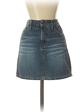 L.e.i. Denim Skirt Size 3