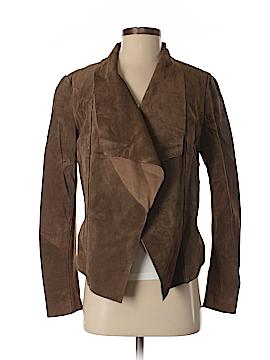 Bod & Christensen Leather Jacket Size M