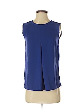 J. Crew Factory Store Sleeveless Blouse Size 00 (Petite)