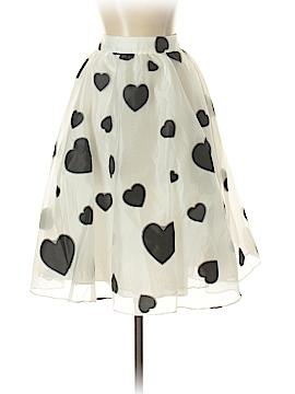 J. Crew Casual Skirt Size 0P (Plus)