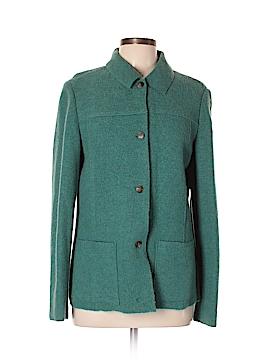 Lands' End Wool Coat Size 12