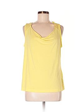 Lands' End Canvas Sleeveless T-Shirt Size M