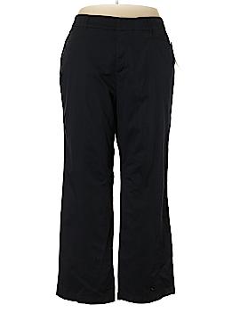 JM Collection Khakis Size 24 (Plus)