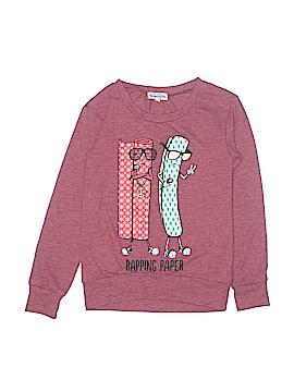 Ten Sixty Sherman Girls Sweatshirt Size S (Kids)