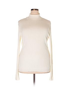 Basic Editions Turtleneck Sweater Size XXL