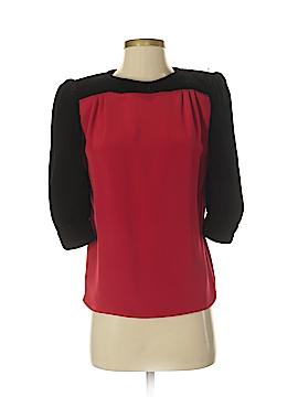 Valentino 3/4 Sleeve Blouse Size 4