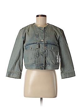 Alexander Wang Denim Jacket Size 4