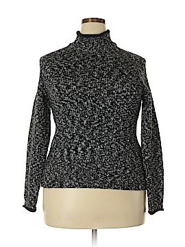 Cappagallo Turtleneck Sweater Size XL (Petite)