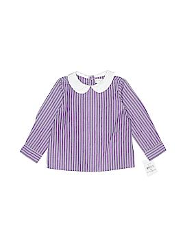 Ralph Lauren Long Sleeve Blouse Size 9 mo