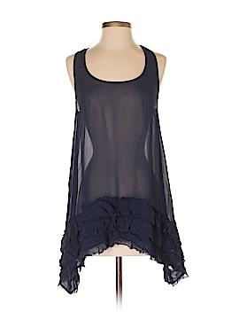 Odille Sleeveless Silk Top Size 8