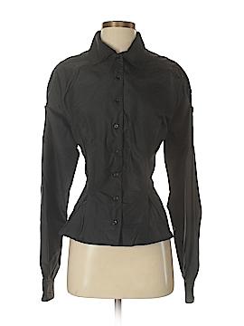Carolina Herrera Long Sleeve Blouse Size 14