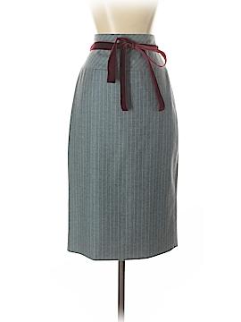 Carolina Herrera Wool Skirt Size 6