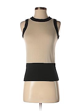 Kate Spade New York Sleeveless Silk Top Size XS