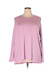 Xersion Women Pullover Sweater Size 2X (Plus)