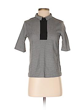 Zara TRF Short Sleeve Blouse Size XS