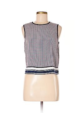 Gap Outlet Sleeveless Button-Down Shirt Size S