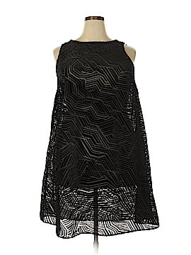 Alfani Casual Dress Size 14 (Plus)