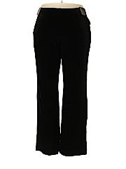 Alfani Women Velour Pants Size 2X (Plus)