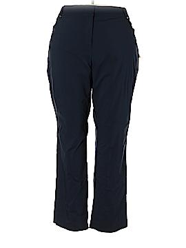 JM Collection Casual Pants Size 24w (Plus)