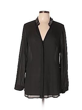 Etcetera Long Sleeve Blouse Size 10