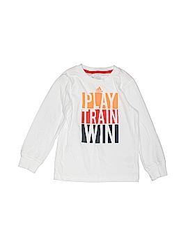 Adidas Active T-Shirt Size 4