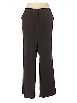 Sejour Dress Pants Size 18W (Plus)