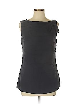 Tory Burch Sleeveless Silk Top Size 10