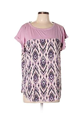 Rewind Short Sleeve Blouse Size XL