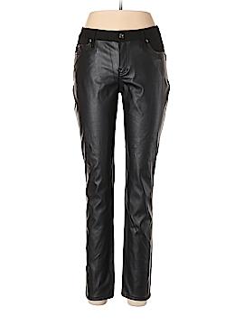 Vince Camuto Faux Leather Pants Size 6