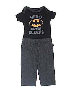 Batman Short Sleeve Onesie Size 6-9 mo