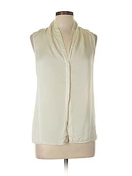 Theory Sleeveless Silk Top Size L