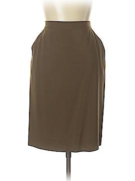 Donna Karan Signature Wool Skirt Size 10