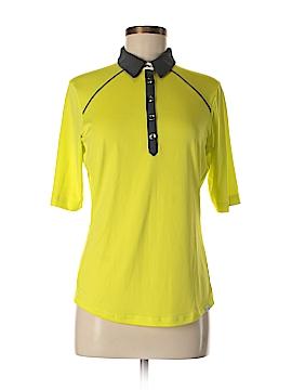 GG Blue Short Sleeve Polo Size M
