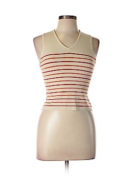 Ann Tjian for Kenar Silk Pullover Sweater Size M