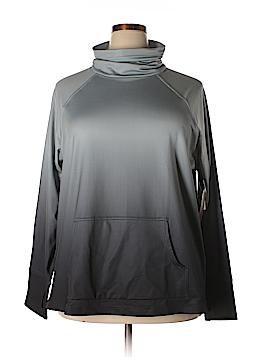 Ideology Track Jacket Size 3X (Plus)