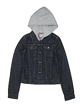 Juicy Couture Denim Jacket Size 14